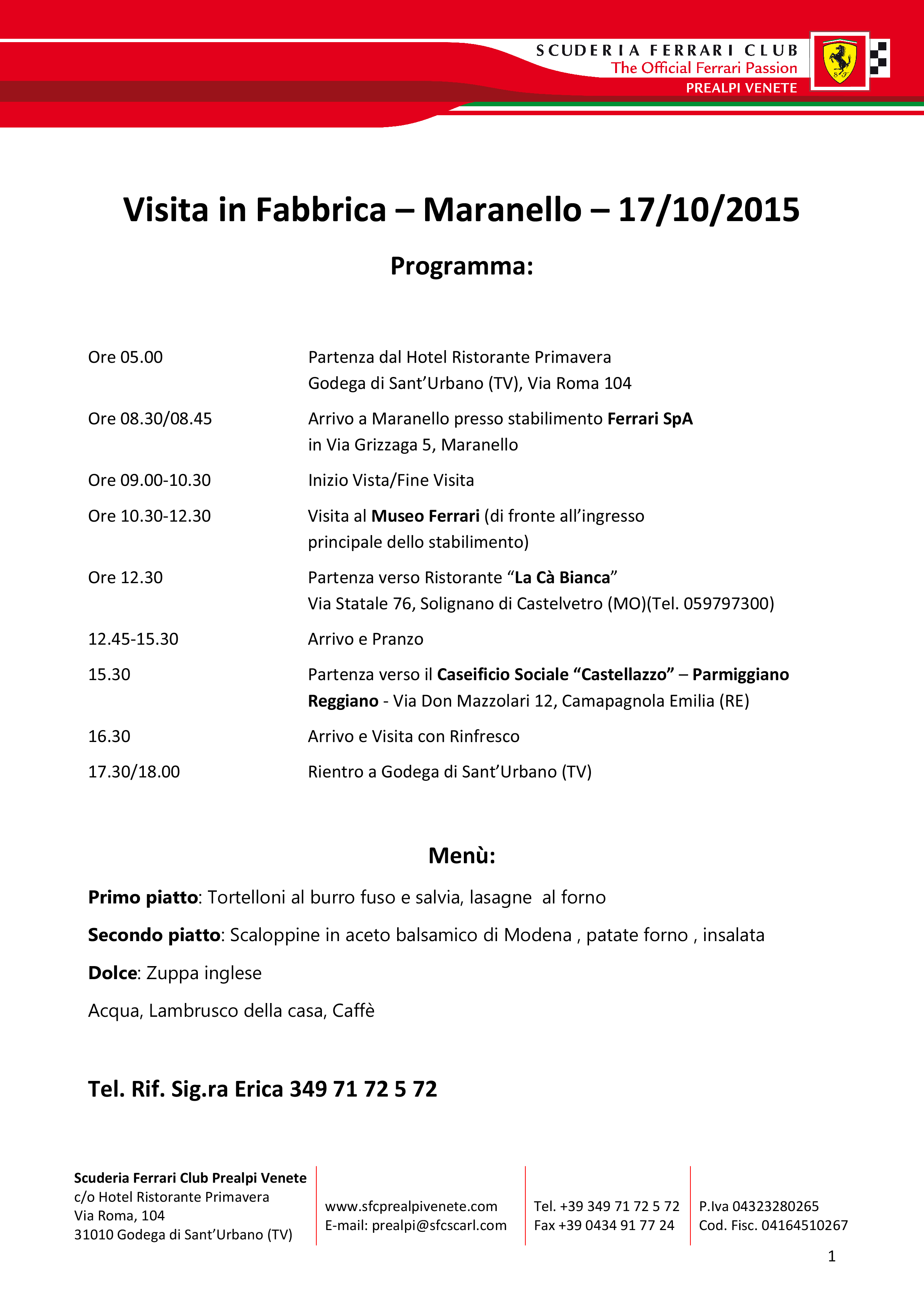 VisitaFabbrica2015